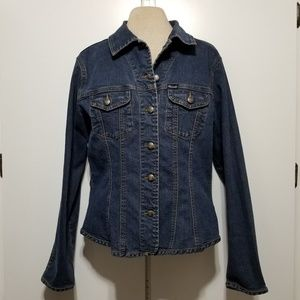 Faconnable Classic Jean Jacket